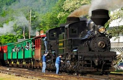 Photo of Cass Scenic Railroad State Park
