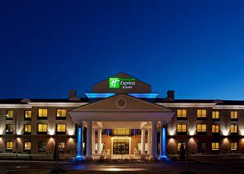 Holiday Inn Express Hotel & Suites Athe