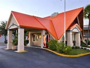 ‪Howard Johnson Express Inn - Tampa North/Busch Gardens‬