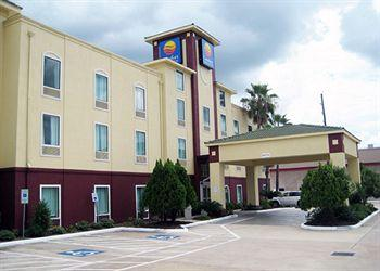 ‪Comfort Inn & Suites Houston‬