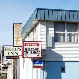 Heidi's Inn Ilwaco