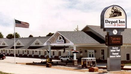 Photo of Depot Inn & Suites La Plata