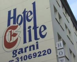 Hotel Elite an der Universitat