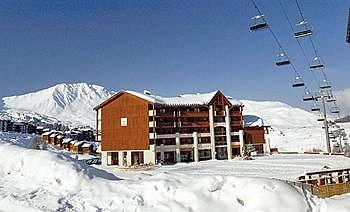 Photo of Odalys Residence Le Cervin La Plagne