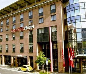 InterCity Hotel Erfurt