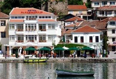 Photo of Hotel Aleksandrija Ohrid