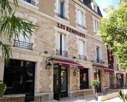 Hotel Les Remparts