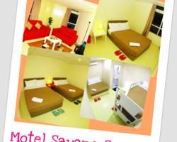 Motel Sayang-Sayang