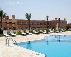 Helnan Auberge Fayoum