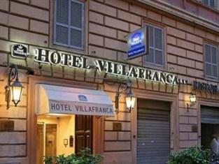 Photo of BEST WESTERN Hotel Villafranca Rome