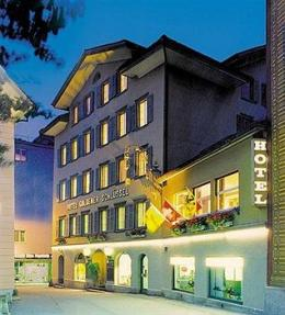 Hotel Restaurant Goldener Schlussel