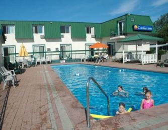 Photo of Comfort Inn 1000 Islands Gananoque