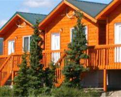 Alaska Spruce Cabin