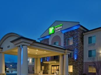 Holiday Inn Express Cedar City