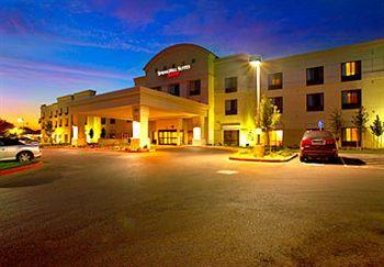 SpringHill Suites Modesto