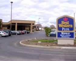 BEST WESTERN Plus Midway Hotel & Suites-Brookfield