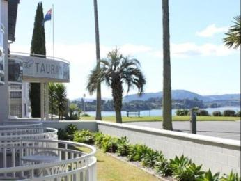 The Tauranga Motel on the Waterfront