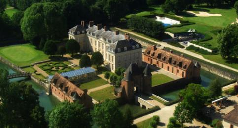 Domaine de Belesbat Chateau Hotel and Golf Resort