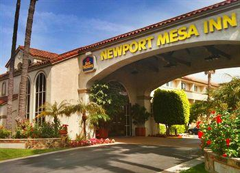 ‪BEST WESTERN PLUS Newport Mesa Inn‬