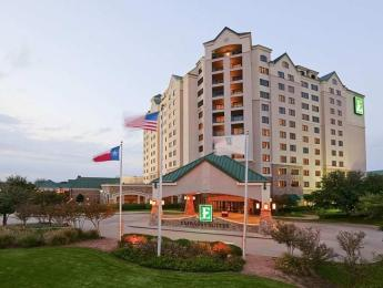 ‪Embassy Suites by Hilton Dallas - DFW Airport North Outdoor World‬