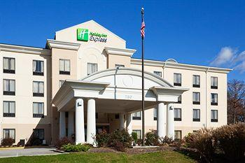 ‪Holiday Inn Express Knoxville Strawberry Plains‬