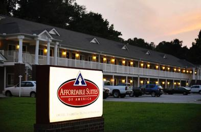 Photo of Affordable Suites Of America Rocky Mount