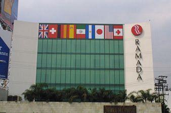 Ramada Aeropuerto Mexico