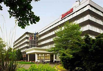 Photo of Newcastle Marriott Hotel Gosforth Park Newcastle upon Tyne