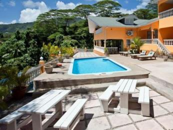 Photo of Albizia Lodge Green Estate Mahe Island