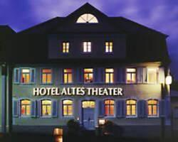 Hotel Altes Theater Garni