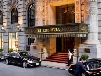 Photo of The Peninsula New York New York City