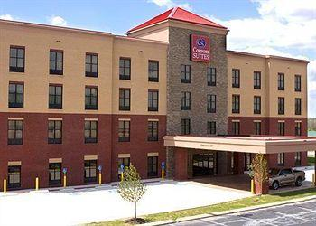 Photo of Comfort Suites Nashville