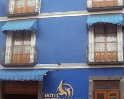 Hotel Puebla Plaza