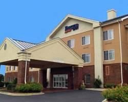 ‪Fairfield Inn Charlotte Mooresville/Lake Norman‬