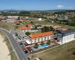 Hoteles Lanzada