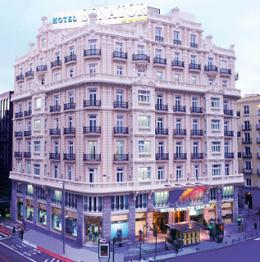 Photo of Senator Gran Via 21 Hotel Madrid