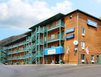 Yellowstone Park Travelodge