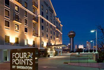 ‪Four Points by Sheraton Knoxville Cumberland House‬
