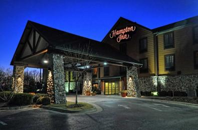 Hampton Inn Kansas City/Village West