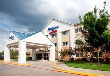 Fairfield Inn Dallas Park Central