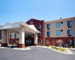 Comfort Suites South