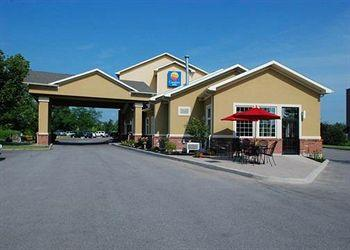 Photo of Comfort Inn University Amherst