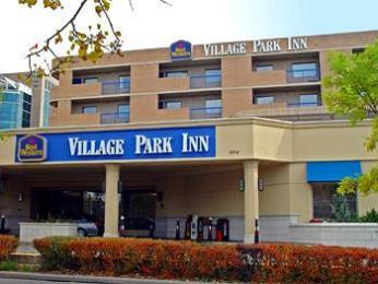 ‪BEST WESTERN Village Park Inn‬