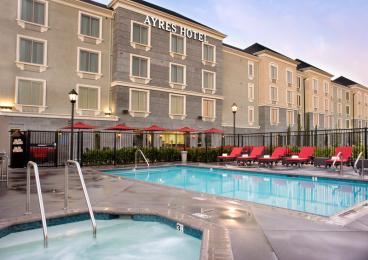Ayres Hotel Fountain Valley
