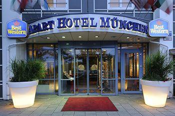 BEST WESTERN Aparthotel Munchen
