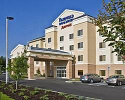Fairfield Inn & Suites San Antonio North/Stone Oak