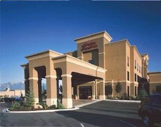 ‪Hampton Inn & Suites Salt Lake City-West Jordan‬
