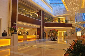 Crowne Plaza Shanghai Fudan