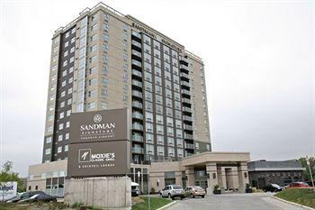 Sandman Signature Hotel Toronto Airport