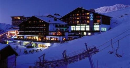 Top Hotel Hochgurgl